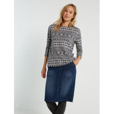 Stuff Kildare Denim Skirt