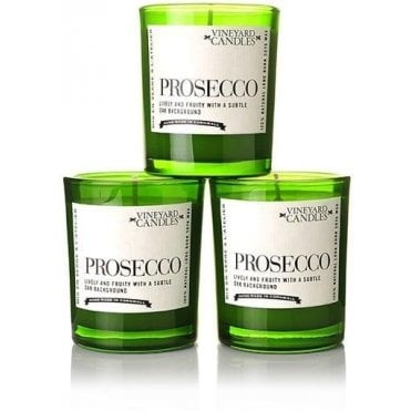 Prosecco Shots Candles