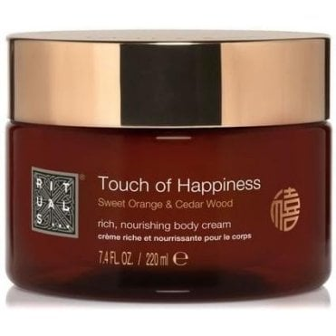 Touch of Happiness Body Cream