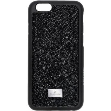 Glam Rock Smartphone Case with Bumper, iPhone© 7, Black