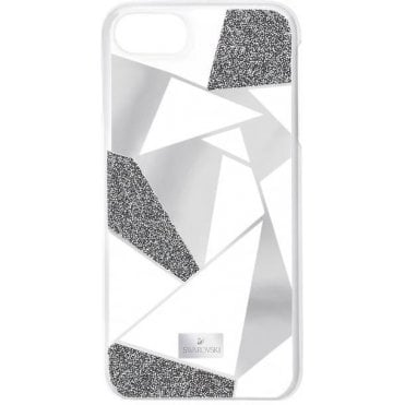 Heroism Smartphone Case with Bumper, iPhone© 8, Gray