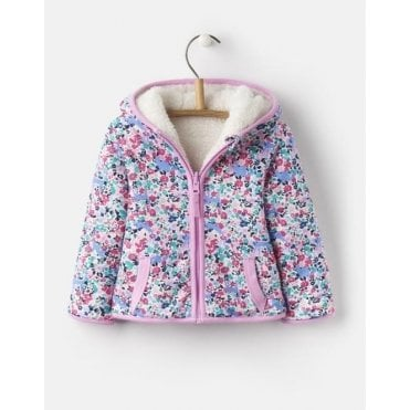 Baby Girl Cosette Reversible Fleece