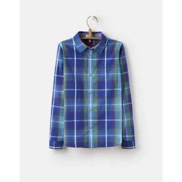 Older Boys Lachlan Checked Shirt