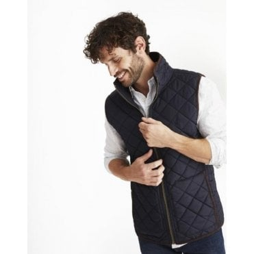 Men's Outland Quilted Gilet