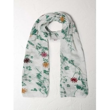 Growing Foliage Scarf