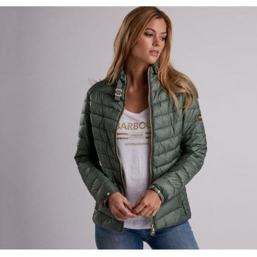 Women's Triple Quilted Jacket