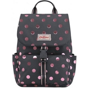 Buckle Backpack Button Spot