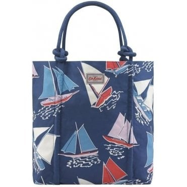Whitby Waters Rope Knot Tote