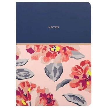 Soft Cover Notebook Spring Bloom