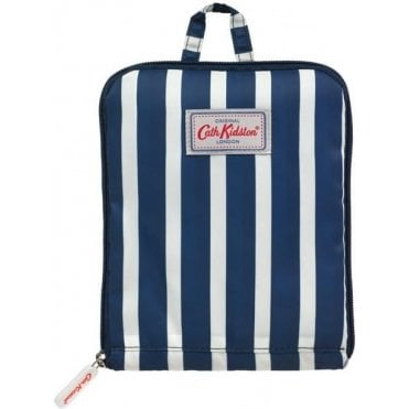 Foldaway Pushchair Bag Breton Stripe