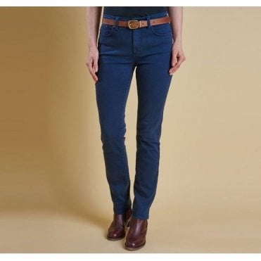 Women's Essential Slim Fit Trousers