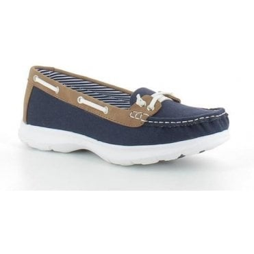 Mel Women's Wedge Deck Shoe