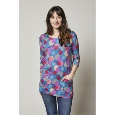 Whitfield Tunic Textured Dot