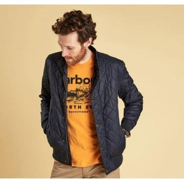 Moss Quilted Jacket MQU0838
