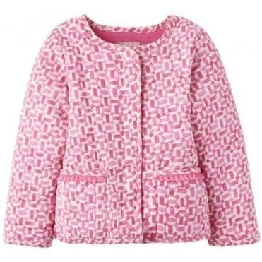 Baby Girls Phoebe Quilted Jacket