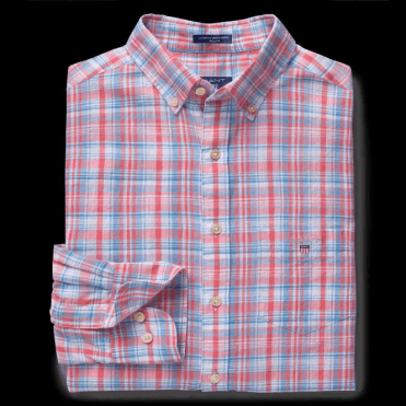 Men's Indian Madras Shirt