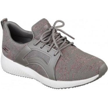Women's Bobs Squad Trainer - Glossy Finish