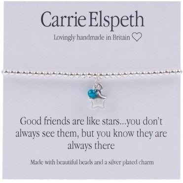 Good Friends Sentiment Bracelet