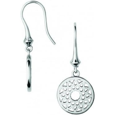 Timeless Sterling Silver Small Drop Earrings