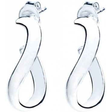 Essentials Infinity Earrings 5040.1989