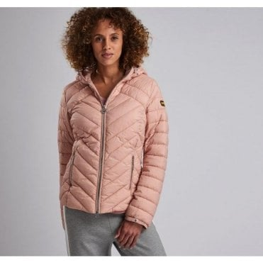 04bccbd49f0571 Ladies Durant Quilted Jacket