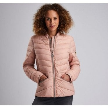 bb0bc5675acadf Ladies Court Quilted Jacket