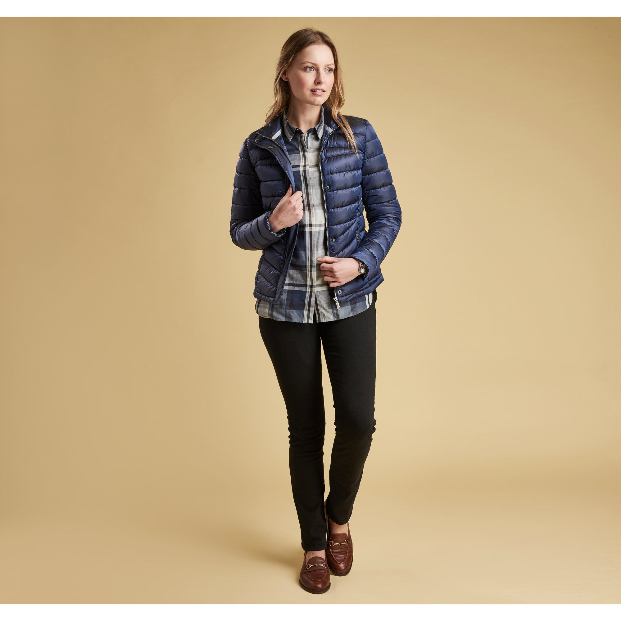 barbour vartersay quilted jacket