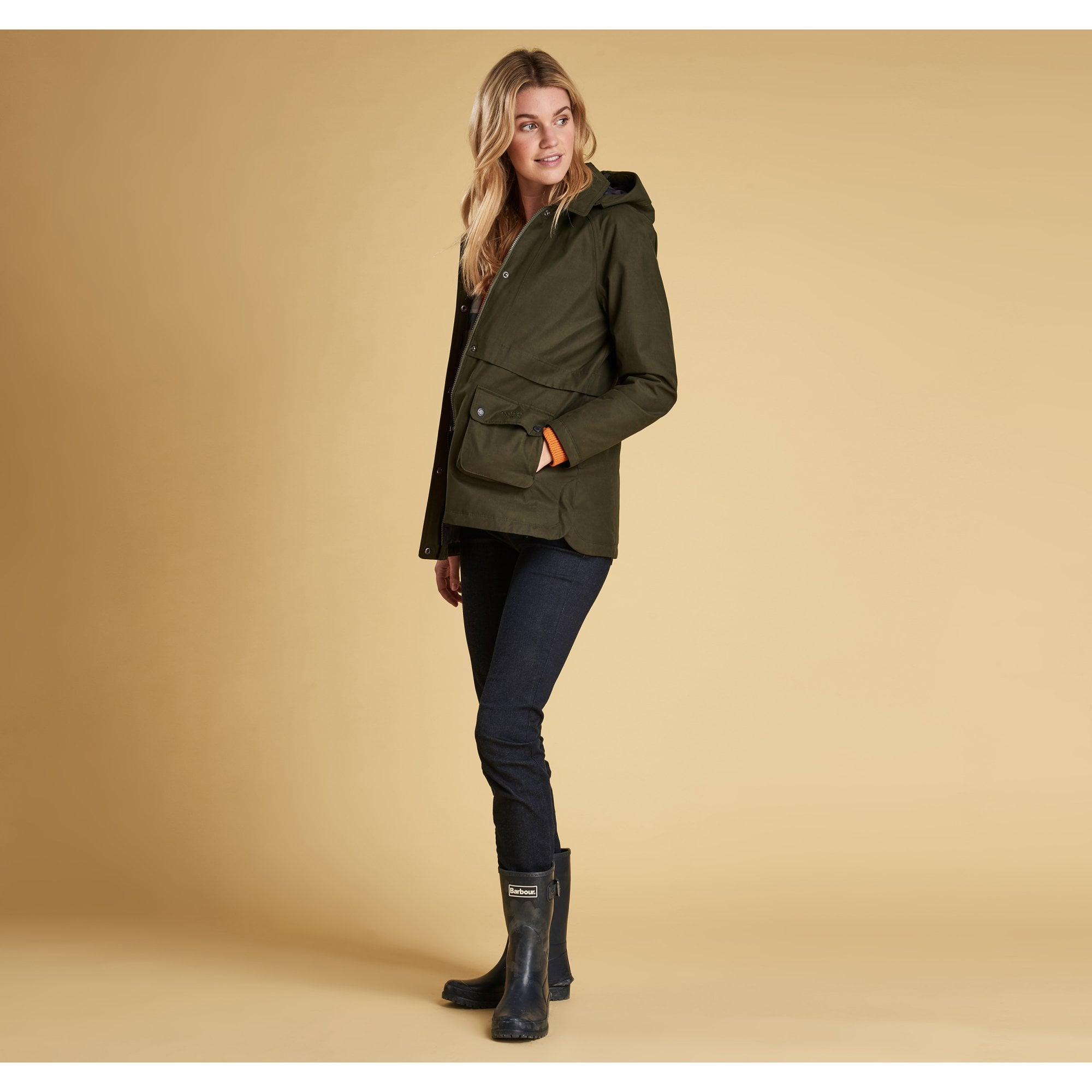 barbour irisa